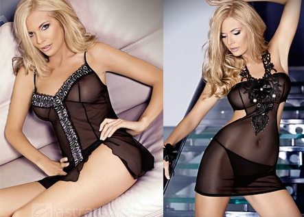 erotické prádlo značky Irall