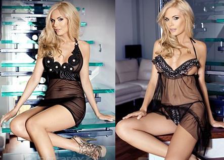 erotické spodní prádlo značky Beautynight
