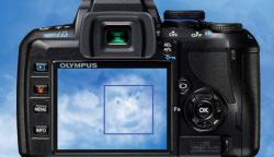 AKCE! Olympus E-450 Double Zoom Kit
