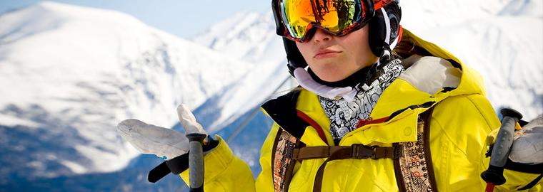 Slevy na lyžařské bundy – doprodej skladových zásob