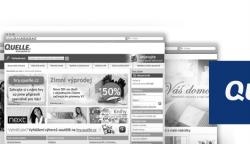 Online katalog Quelle