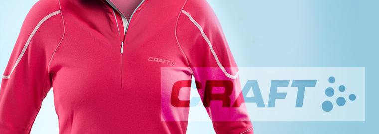 Výprodej sportovního oblečení CRAFT