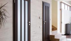 Levné vchodové dveře plastové či dřevěné