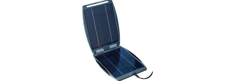 Solární 12v nabíječky PowerTraveller skladem u Mall.cz