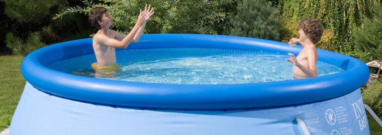 Slevová akce na bazény a příslušenství – slevy až 50%