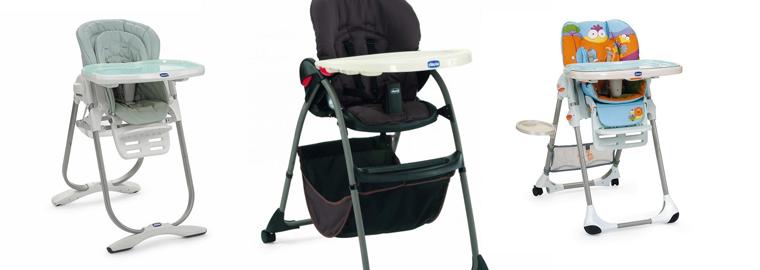 AKCE – dětská jídelní židlička Chicco se slevou až 35%