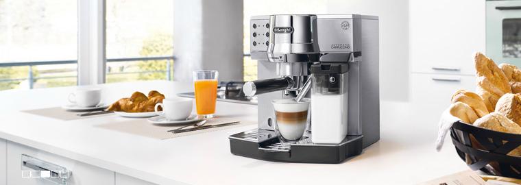 Výprodej: Kávovary Delongi za nejlepší cenu