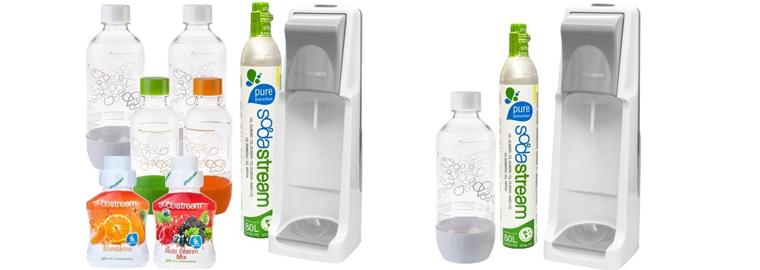 AKCE: Nejlevnější Sodastream s dopravou zdarma – ceny od 1390 Kč!