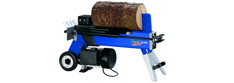 AKCE: Hydraulické štípačky na dřevo AL-KO, Einhell, Güde či Hecht se slevou až 50%