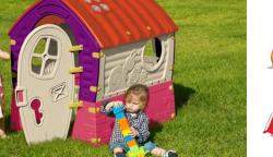 VÝPRODEJ: Dětské stany a domečky v akci a s dopravou zdarma