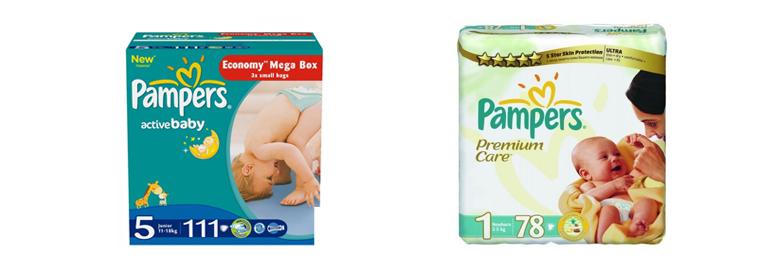 AKCE: Plenky Pampers se slevou, dárkem a dopravou zdarma
