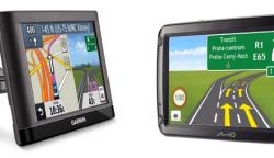 Levné navigace do auta – TomTom, Garmin, Mio a další se slevou až 40%
