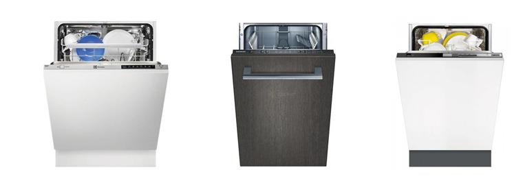AKCE: Vestavné myčky nádobí (45 a 60 cm) v akci se slevou až 55% a dopravou zdarma