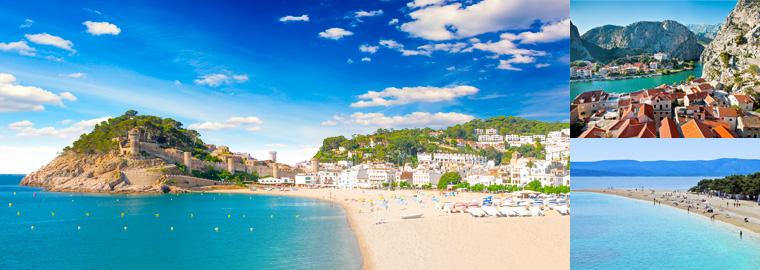 TIP: Nejlevnější dovolená u moře v roce 2014