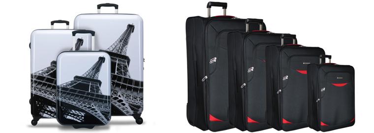AKCE: Kufry na kolečkách u MALLu – levně a s dopravou zdarma