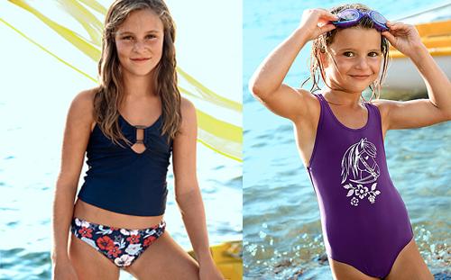 Dětské plavky – výprodej